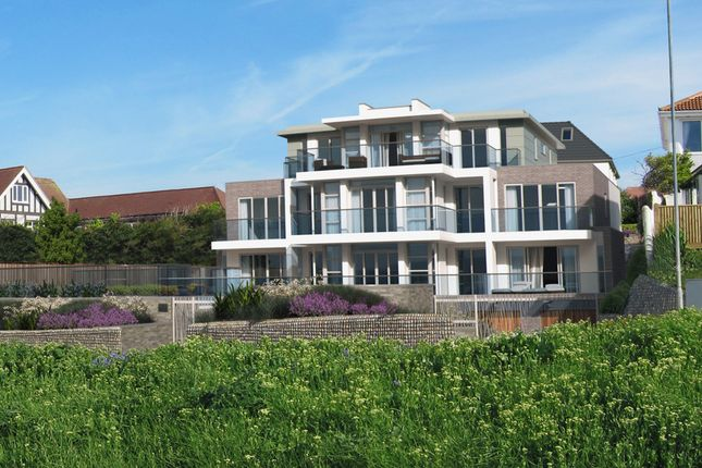 Thumbnail Flat for sale in Aquavista, Marine Drive, Rottingdean