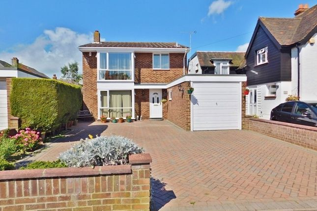 Thumbnail Detached house for sale in York Crescent, Lee-On-The-Solent