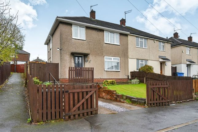 3 bed semi-detached house for sale in Saltburn Close, Breadsall Hilltop, Derby