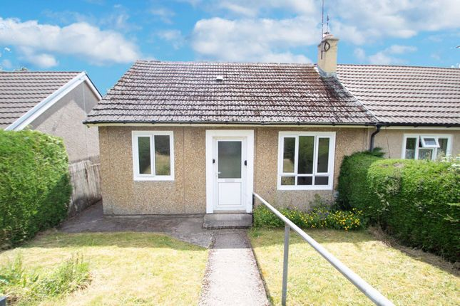 2 bed bungalow to rent in Rock View Estate, Lloyney, Knighton LD7