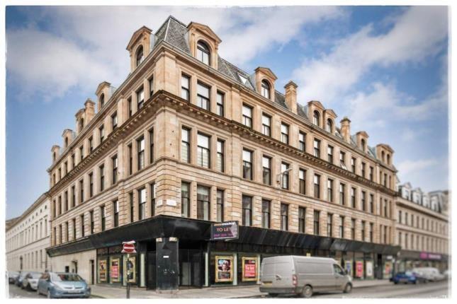 Thumbnail Flat for sale in Walls Street, Merchant City, Glasgow