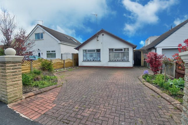 Thumbnail Bungalow for sale in Birch Avenue, Upton, Wirral