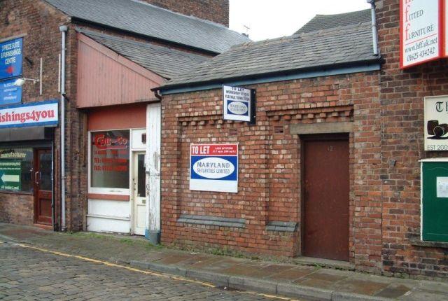Thumbnail Restaurant/cafe for sale in Sunderland St, Macclesfield