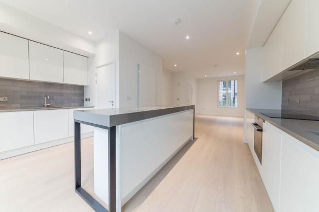 Thumbnail Property to rent in Barrier Point Road, London