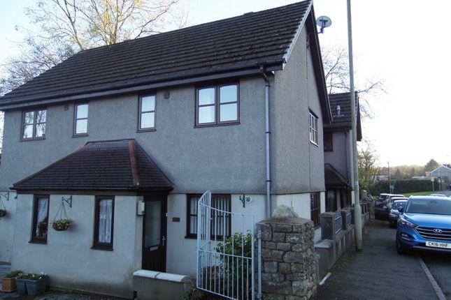 Thumbnail Terraced house to rent in Bridgend Road, Aberkenfig