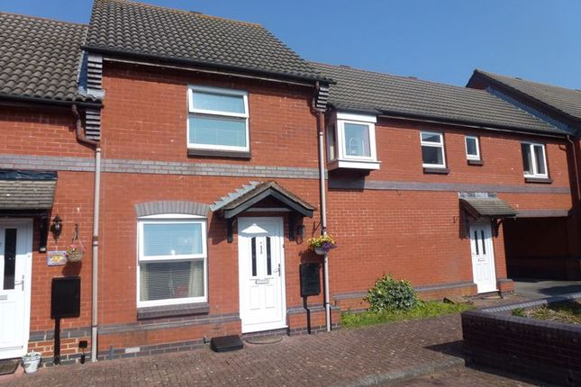 Thumbnail Terraced house for sale in Verbena Close, Abbeymead, Gloucester