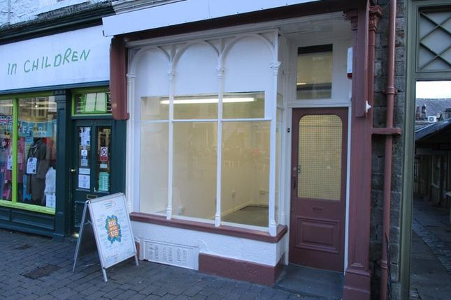 Thumbnail Retail premises for sale in 21A Market Place, Kendal, Cumbria