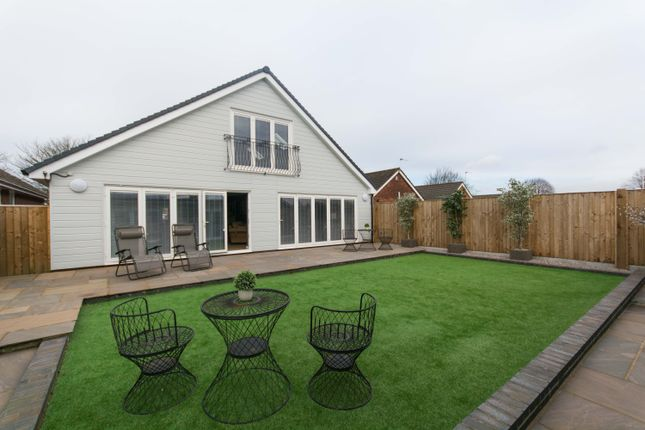 Thumbnail Detached bungalow for sale in Downham Way, Blackwoods, Woolton, Liverpool
