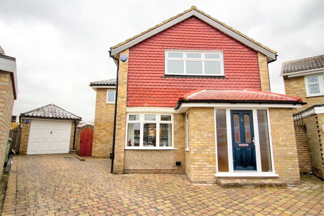 Thumbnail Detached house for sale in Perth Gardens, Sittingbourne