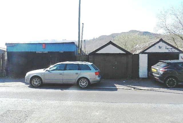 Thumbnail Parking/garage for sale in Bryn Terrace, Ystrad