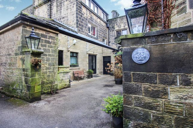 Thumbnail Flat for sale in Woodlands, Roundwood Road, Baildon, Shipley