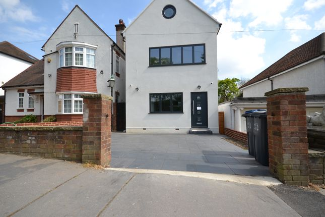 Thumbnail Detached house to rent in Norbury Hill, London