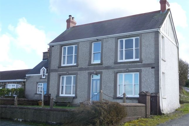 Thumbnail Cottage for sale in Maesgwyn, Llanon, Trefin, Haverfordwest, Pembrokeshire