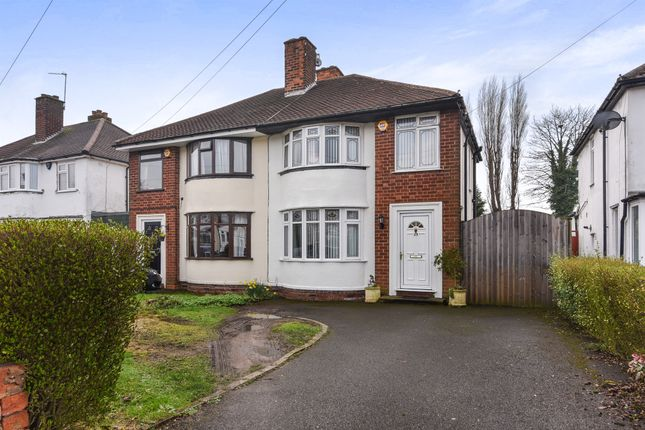 Thumbnail Semi-detached house for sale in Beechwood Road, Great Barr, Birmingham