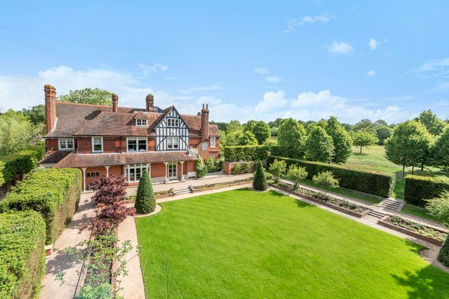 Thumbnail Detached house for sale in Manor Park, Chislehurst