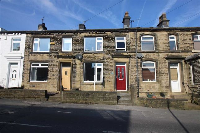 Thumbnail Terraced house for sale in Leymoor Road, Golcar, Huddersfield