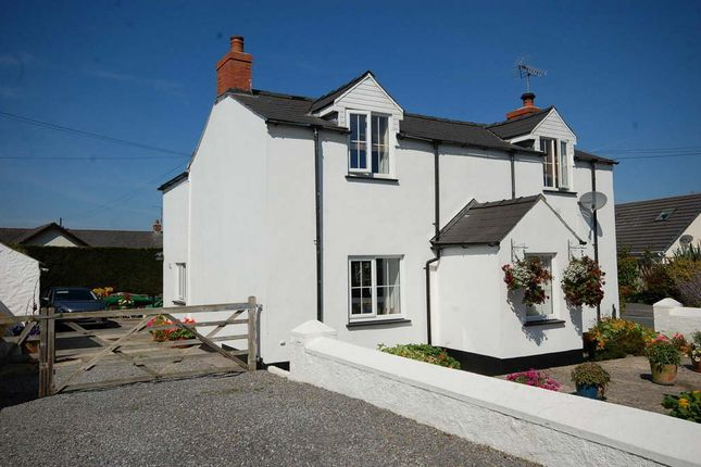 Detached house for sale in New Hedges, Tenby