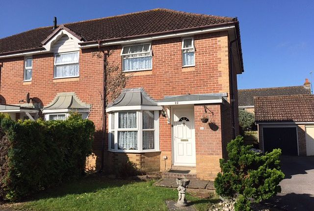 Thumbnail End terrace house to rent in Dyall Close, Burgess Hill