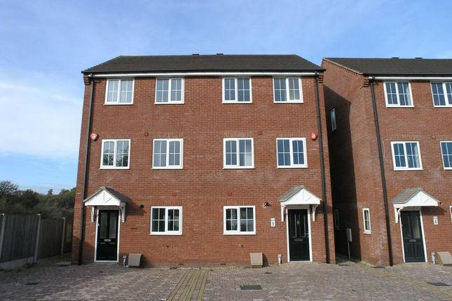 Thumbnail Semi-detached house to rent in Brierley Hill Road, Wordsley, Stourbridge