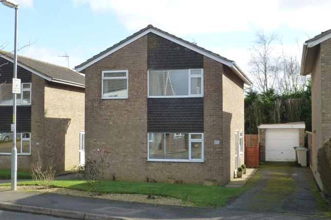 Thumbnail Detached house to rent in Tyne Road, Oakham