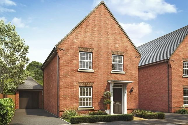 "4 bed detached house for sale in ""Ingleby"" at Harlequin Drive, Worksop S81"