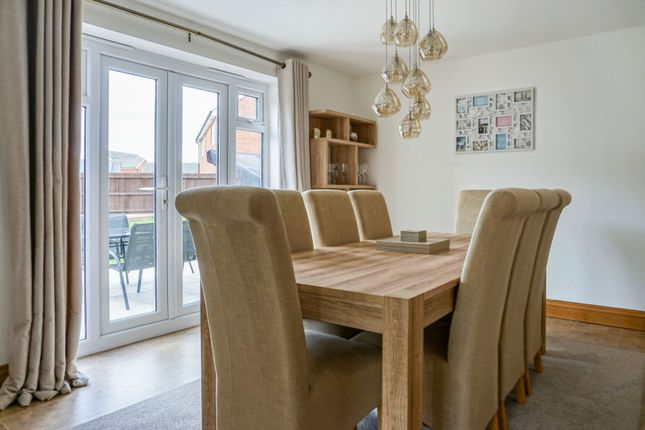 Dining Room of Bosworth Way, Leicester Forest East LE3