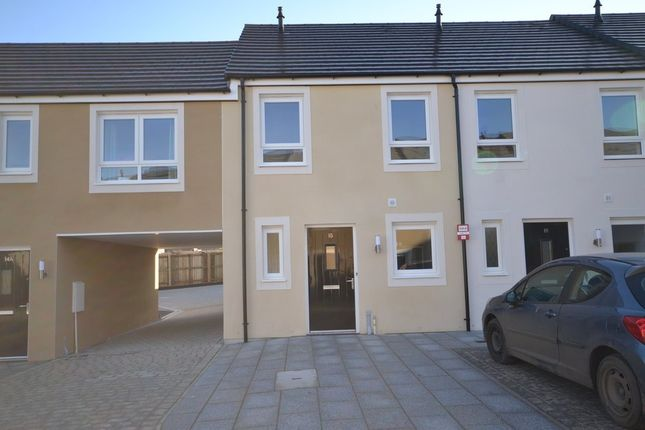 Thumbnail Terraced house to rent in Rotair Road, Camborne