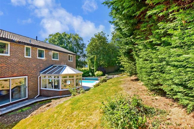 Rear Garden of Redhill Wood, New Ash Green, Longfield, Kent DA3