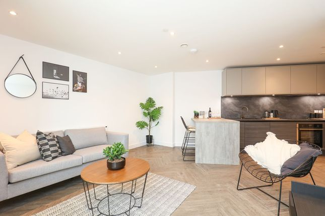 Thumbnail Flat for sale in Apartment 704 Burgess House, City Centre