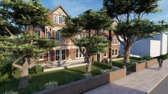 Thumbnail Flat for sale in Sandringham Drive, Liverpool