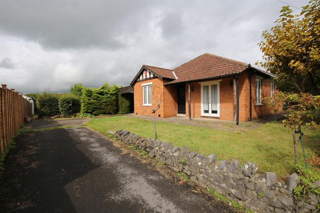 Thumbnail Detached bungalow for sale in The Hayes, Cheddar