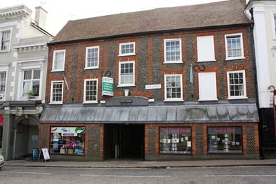 Thumbnail Commercial property for sale in Leck House, 2-4 Lake Street, Leighton Buzzard