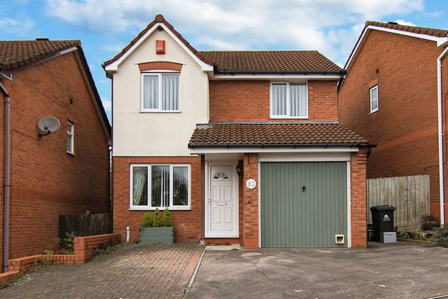 Thumbnail Detached house for sale in Nodens Way, Lydney, Gloucestershire