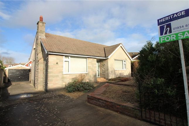 Thumbnail Detached bungalow for sale in Yatton, North Somerset