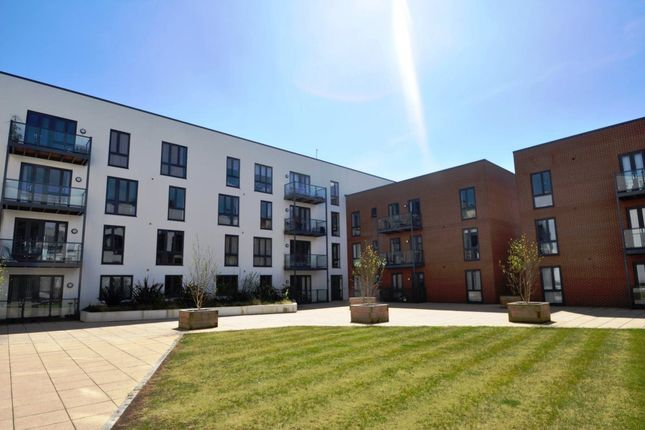 Thumbnail Flat to rent in Otto Road, Welwyn Garden City