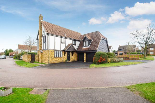 Thumbnail Detached house for sale in Magdalen Grove, Farnborough, Orpington