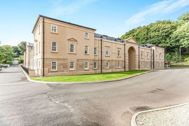 Thumbnail Flat to rent in The Courtyard Axwell Park, Blaydon-On-Tyne