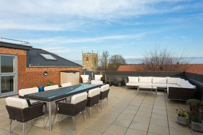 Thumbnail Flat for sale in Bishophill Junior, York