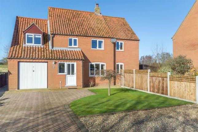 Thumbnail Detached house for sale in Batterby Green, Hempton, Fakenham