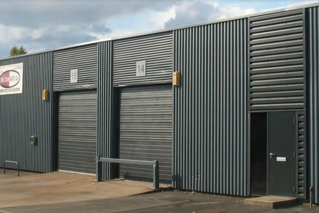 Thumbnail Industrial to let in Trinity Court Birchwood, Warrington