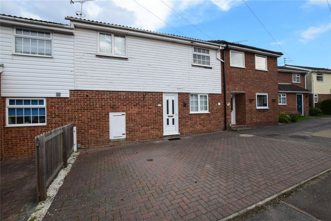 Thumbnail Terraced house to rent in Thornbera Gardens, Thorley, Bishop's Stortford