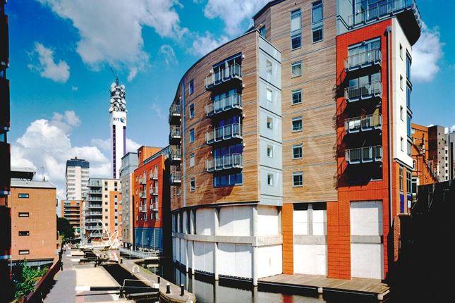 Thumbnail Flat to rent in Fleet Street, Birmingham