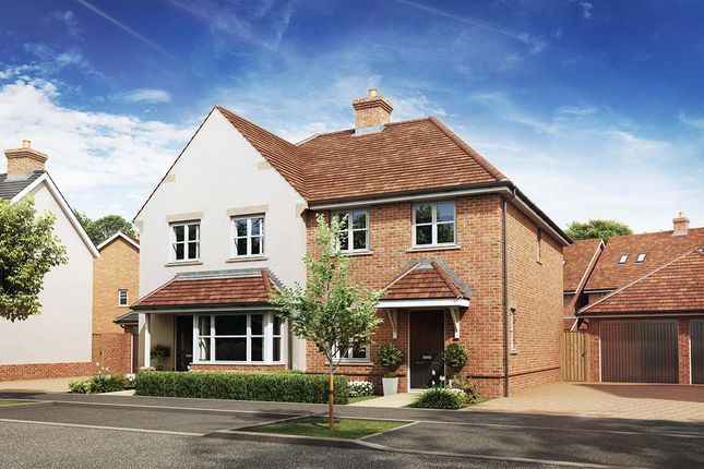 3 bed semi-detached house for sale in The Redwing, Oakham Park, Old Wokingham Road, Crowthorne, Berkshire