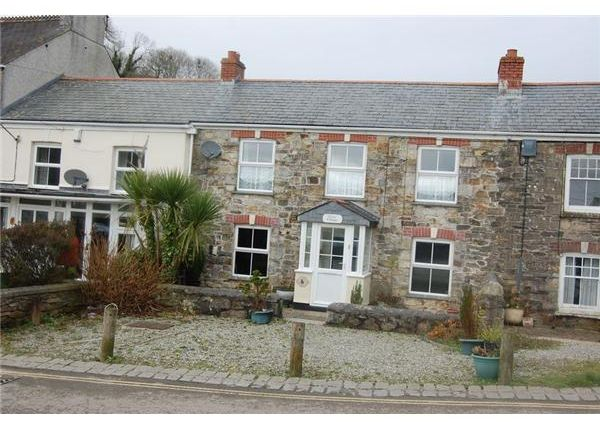Front Of 8 The Square, Pentewan