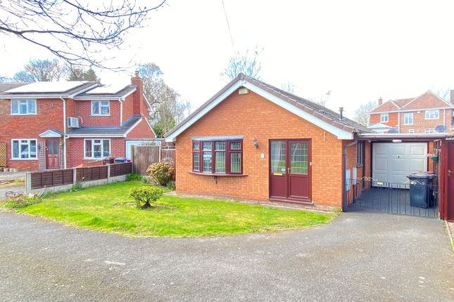 2 bed detached bungalow for sale in Marlowe Drive, Willenhall WV12