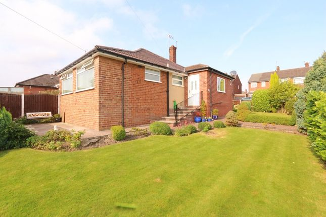 Thumbnail Bungalow for sale in Thompson Close, Denton, Manchester