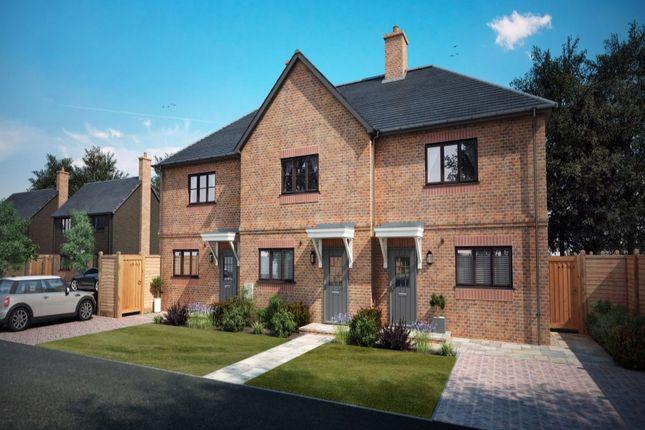 Thumbnail Terraced house for sale in Lime Kiln Lane, Holbury, Southampton