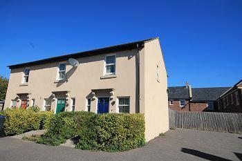 Thumbnail End terrace house to rent in Black Swan Court, Trowbridge, Wiltshire
