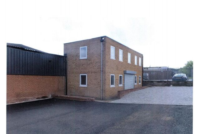 Thumbnail Commercial property to let in Prospect Close, Lowmoor Business Park, Kirkby-In-Ashfield, Nottingham