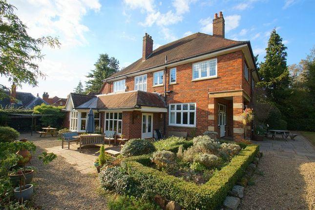 Thumbnail Detached house for sale in Marlborough Avenue, Aston Fields, Bromsgrove